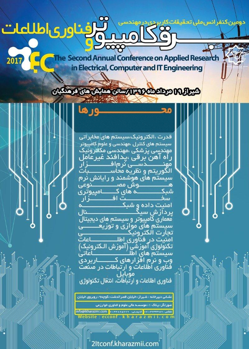 مقاله کنفرانس ملی